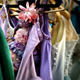 StudioALEX - Peoria Ballet Dress Rack
